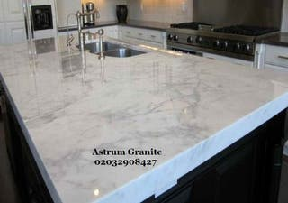 Best Apollo Quartz Kitchen Worktop in London