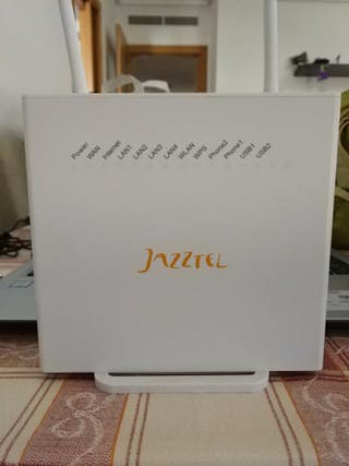 Router ZTE ZXHN H218N
