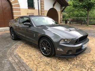Ford Mustang Shelby GT500 SVT