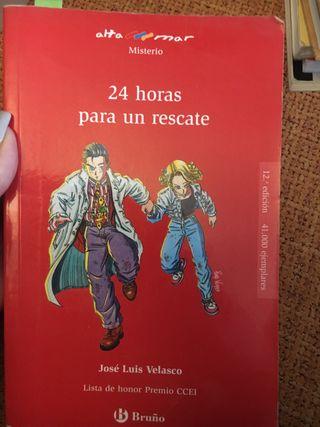 24 horas para un rescate de José Luis Velasco