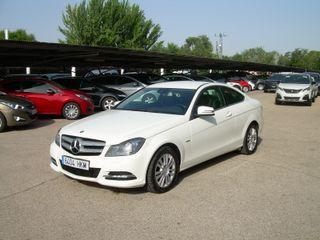 Mercedes-Benz Clase C220 CDI 170CV 6404HKM 2012