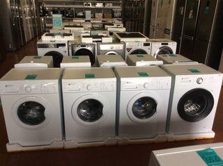 Lavadoras nuevas embaladas ECONÓMICAS