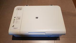 Impresora HP deskjet F4210