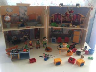 Casa playmobil de segunda mano por 25 en pola de siero for Playmobil segunda mano
