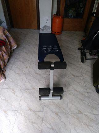 mesa de gimnasio