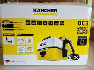 karcher OC3 limpiador portatil