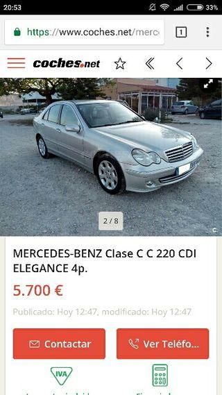 Mercedes-Benz Clase C220