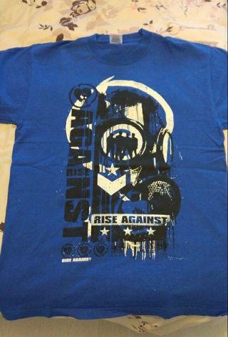 Camiseta Rise Against