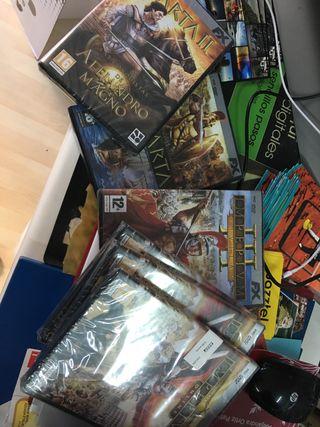 Juegos PC FX
