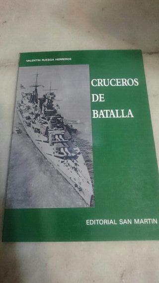 LIBRO CRUCEROS DE BATALLA