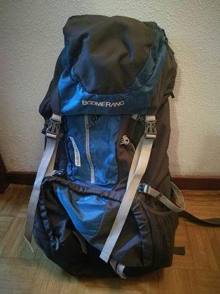 mochila de montaña 65l+10