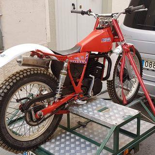 Fantic 300 trial