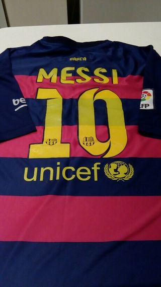 Camisetas Messi de segunda mano en Barcelona en WALLAPOP c536315de52