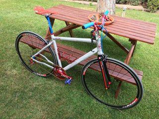 Bicicleta fixie avant