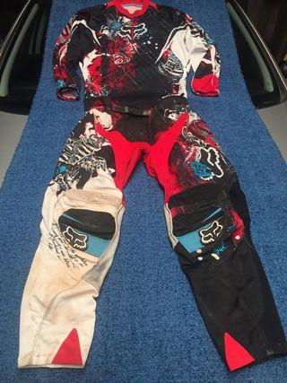 Equipacion Motocross