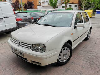 Volkswagen Golf 1.4 gasolina