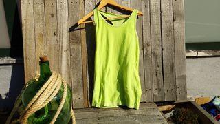 Camiseta Transpirable Fitness