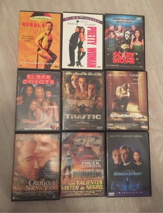 Dvds originales