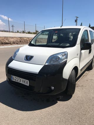Peugeot Bipper automática