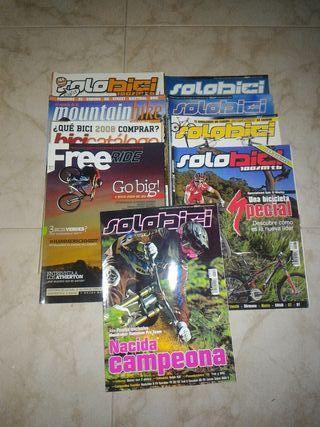 Revistas de bicis descenso