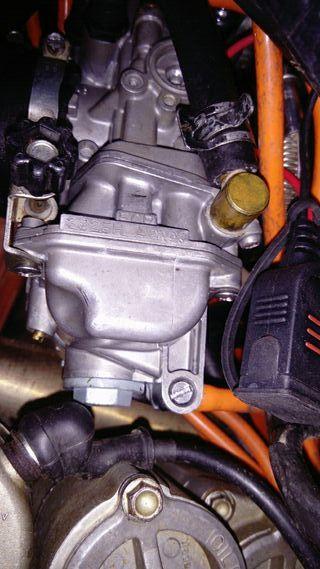 carburador ktm keihin