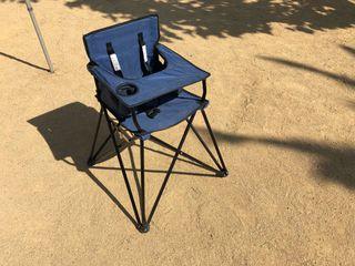Trona bebé portatil Camping
