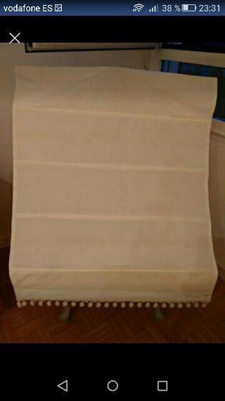 Estor algodon. 75 ancho. 150 largo