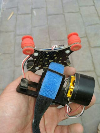 Gymbal para drone
