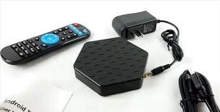 Android tv box con 3gb ram