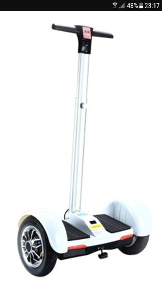 segway a8 blanco - patin electrico