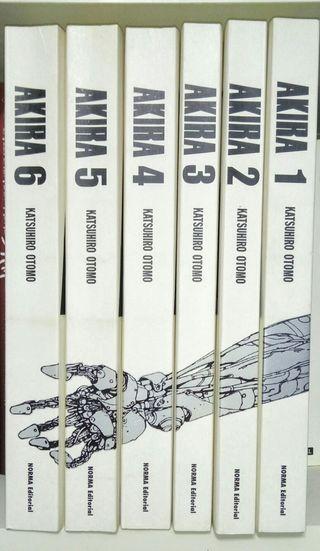 Colección cómic Akira
