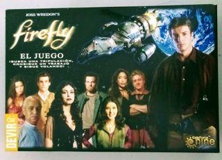 Juego de mesa Firefly (castellano) + extras