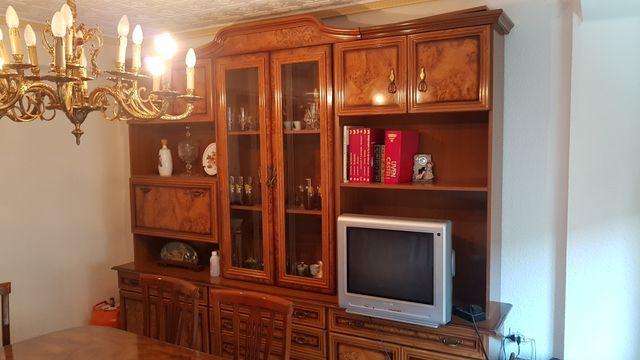 Mueble de comedor antiguo como nuevo de segunda mano por 300 € en ...