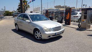 Mercedes-benz Clase C 2.4 automático
