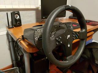 volante fanatec csl elite