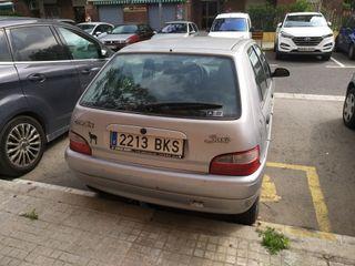 Citroen Saxo 2001 cambio por furgoneta aporto dife