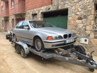 Despiece BMW 528i e39