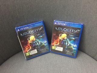 Velocity Ps Vita sony