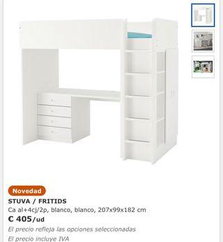 Litera Ikea Stuva