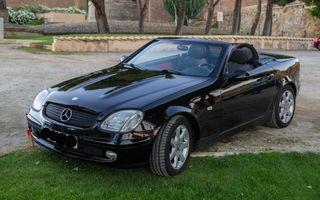 OPORTUNIDAD: Mercedes-Benz SLK 200 (1997)