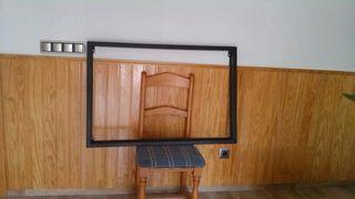 marco para chimenea