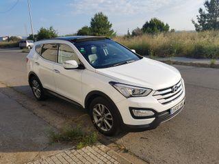 Hyundai Santa Fe 4x4 2.2 CRDI - 197 CV.