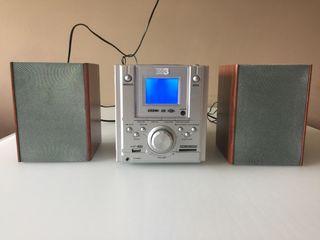 Mini cadena de musica
