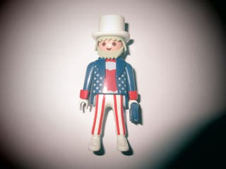 Playmobil Tio Sam