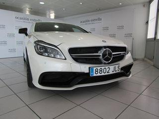 MERCEDES-BENZ Clase CLS Familiar CLS 63 AMG 4-Matic SB Mercedes 4Matic