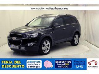 Chevrolet Captiva 2.2 VCDI 16V LTZ AUTO 4X4 7 PLAZAS