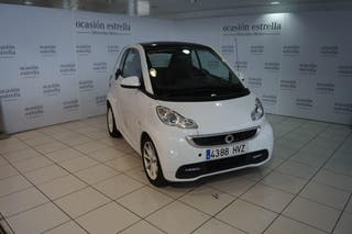 SMART coupe coupe Micro Hybrid Drive passion