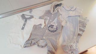 ropa bebe talla 0-1 mes