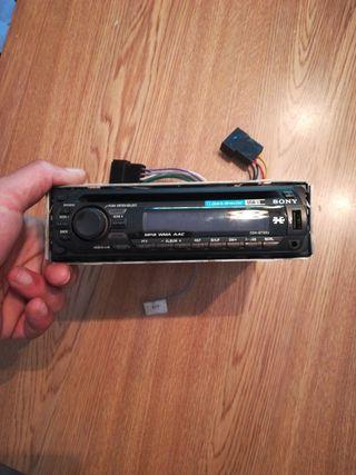 Radio para coche Sony