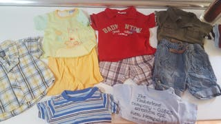 ropa bebe talla 2-4 meses